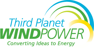 Third Planet Windpower New Logo