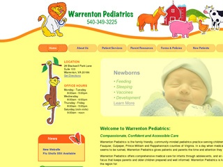 Warrenton Pediatrics